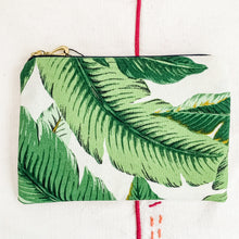 Load image into Gallery viewer, Swaying Palms Zipper Pouch