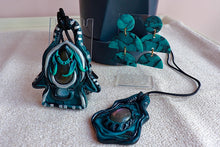 Load image into Gallery viewer, Turquoise Statement Pendant - The Catalyst Mercantile