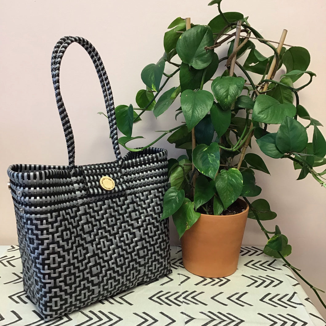 Closed Tamayo Tote - The Catalyst Mercantile