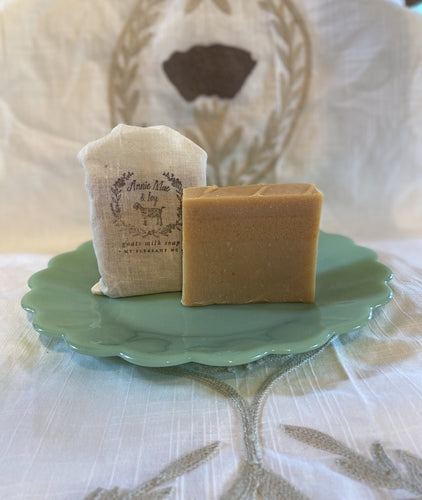 Citron & Mandarin Goats Milk Soap - The Catalyst Mercantile