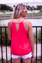 Load image into Gallery viewer, Watermelon Punch Dressy Tank - The Catalyst Mercantile