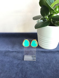 Oversized Studs - The Catalyst Mercantile