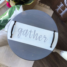 Load image into Gallery viewer, Gray Gather Tray - The Catalyst Mercantile