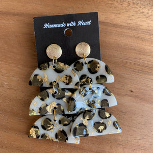 Karla Clay Earrings