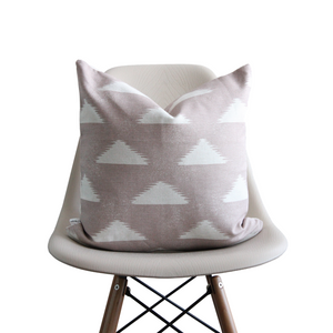 Zoltan Blush Pink Pillow Cover - The Catalyst Mercantile