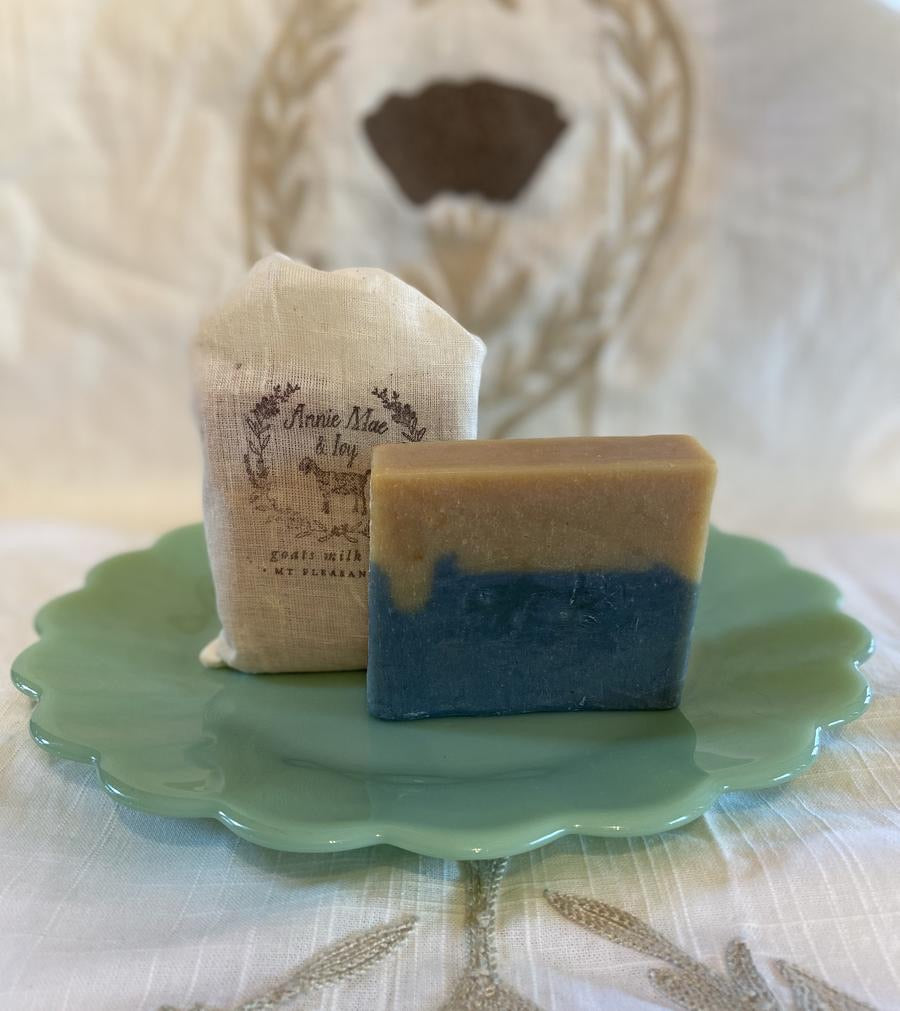 Bay Rum & Tobacco Goats Milk Soap - The Catalyst Mercantile