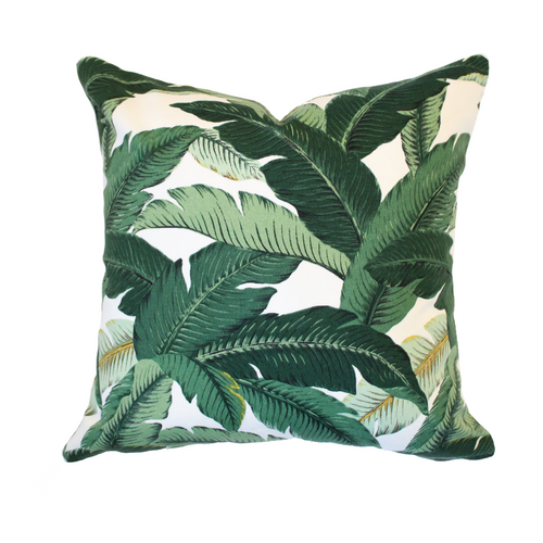 Swaying Palms Pillow Cover - The Catalyst Mercantile
