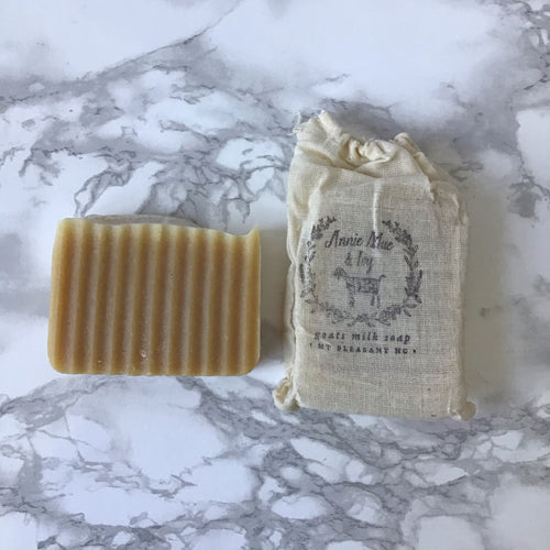 Greta Girl Goats Milk Soap - The Catalyst Mercantile
