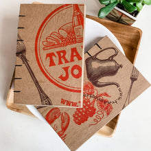 Load image into Gallery viewer, Trader Joe's Recycled Journal