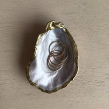 Load image into Gallery viewer, Oyster & Pearl Ring Dish - The Catalyst Mercantile