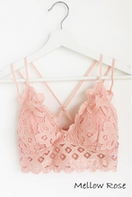Load image into Gallery viewer, Rosarita Lace Bralette - The Catalyst Mercantile