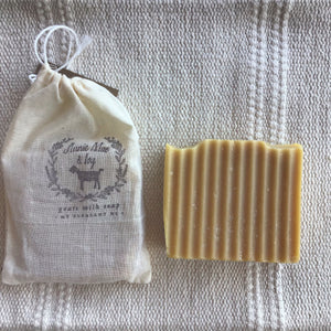 Just Peachy Goats Milk Soap - The Catalyst Mercantile