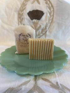 Honey & Citrus Goats Milk Soap - The Catalyst Mercantile