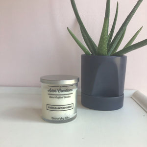 Sandalwood Rose Candle - The Catalyst Mercantile