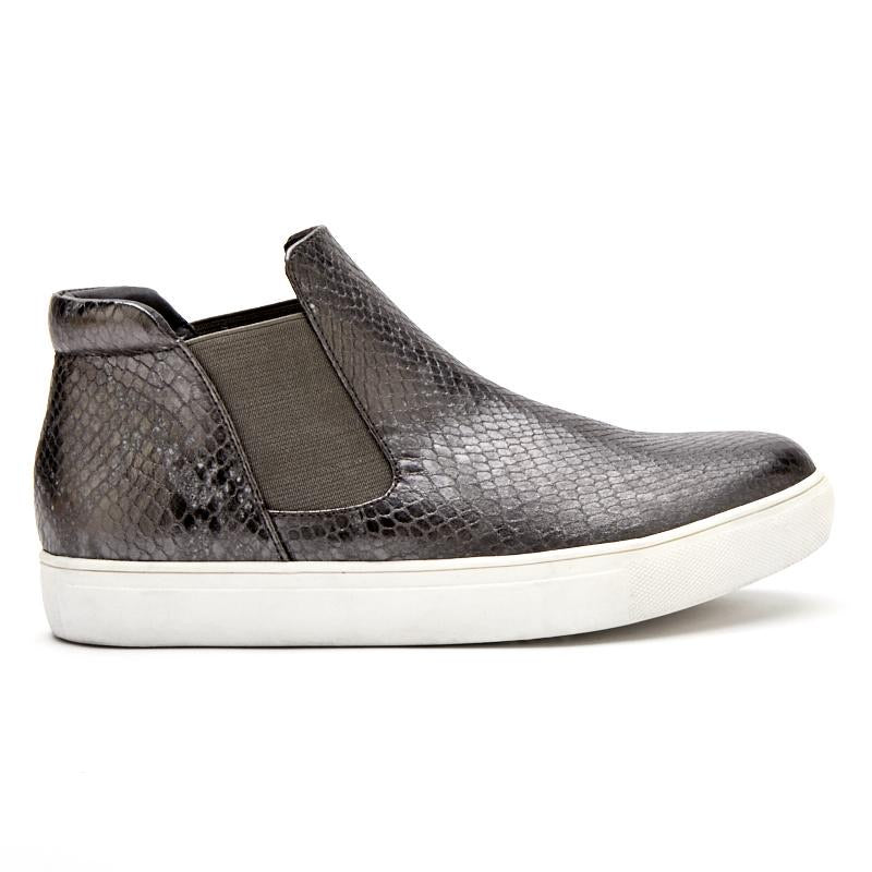 Harlan Pewter Sneakers - The Catalyst Mercantile