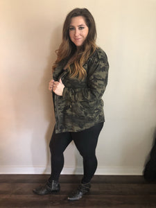 Camo Lightweight Jacket