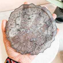 Load image into Gallery viewer, Geode Coasters