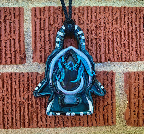 Turquoise Amulet - The Catalyst Mercantile