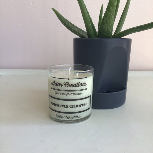 Pineapple Cilantro Candle - The Catalyst Mercantile
