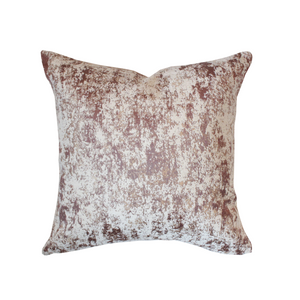 Clay Marble Pillow Cover - The Catalyst Mercantile