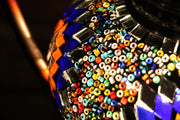 Mosaic Table Lamp in Dynamic Colors, 5 Styles Available