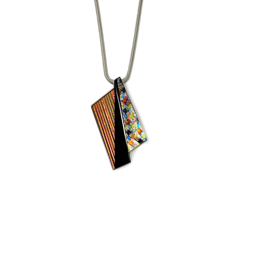 Dichroic Party Pendant