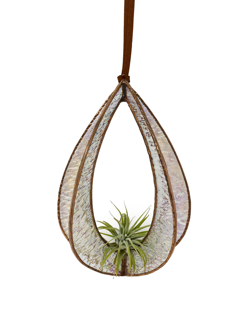 Hanging Air Plant Pod (tall)