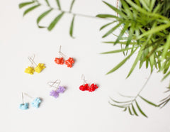 Splash Dangle Earrings