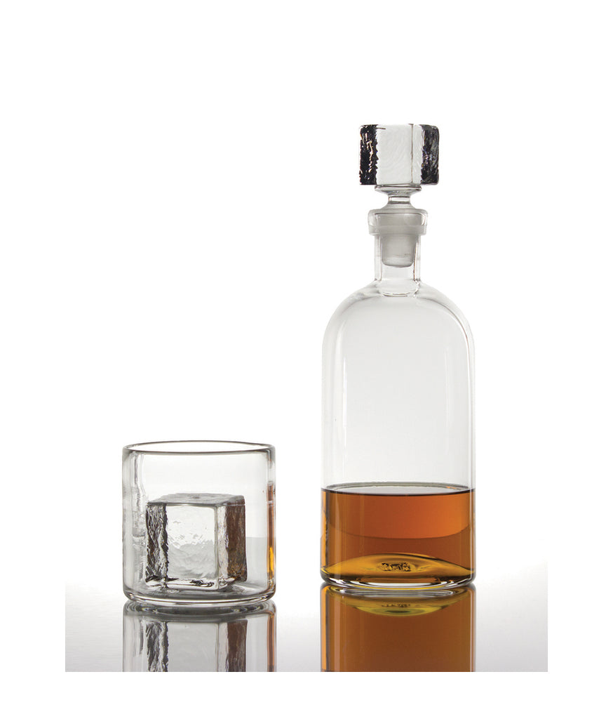 The Cube Decanter