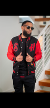 Load image into Gallery viewer, Cotton baseball jacket