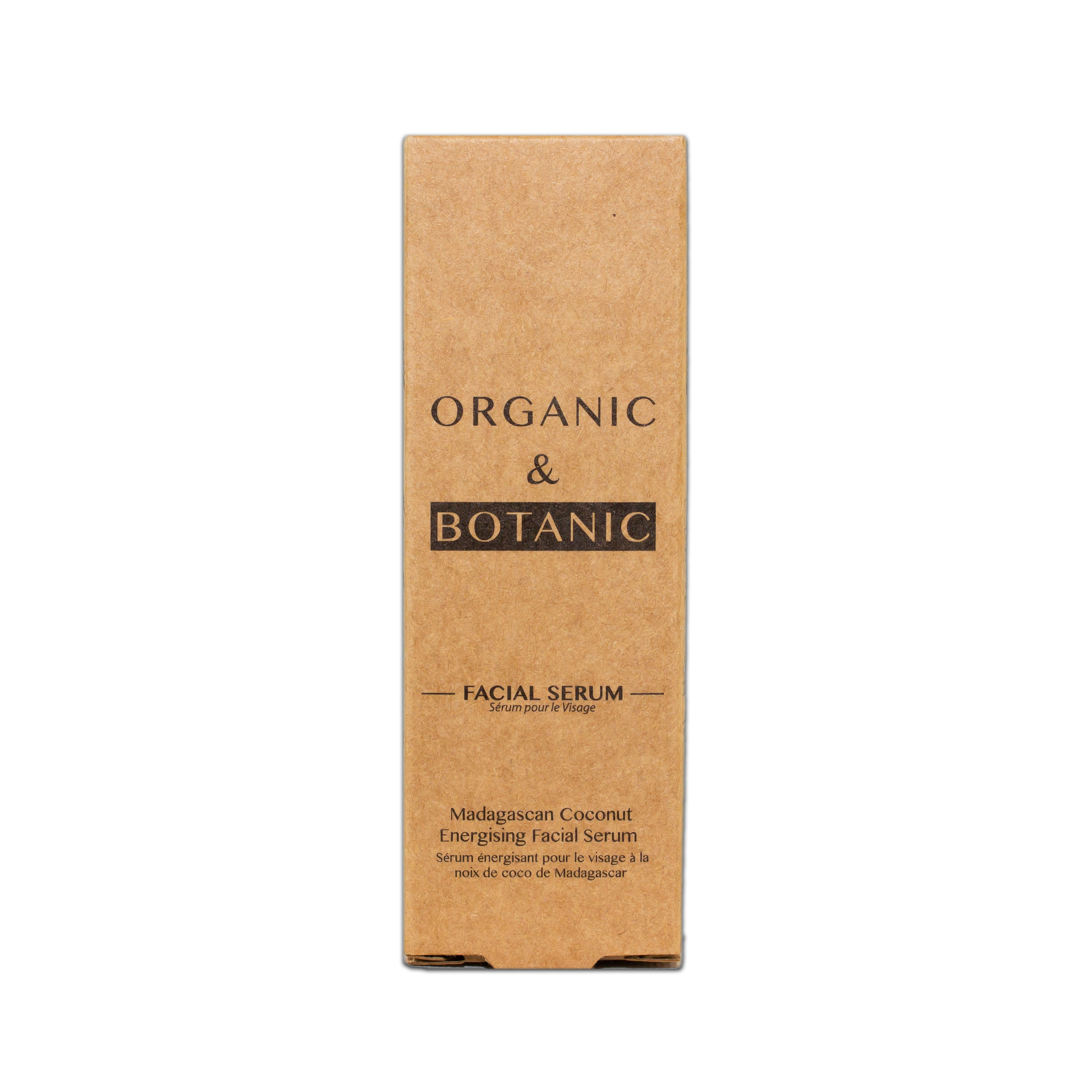 dr botanicals natural coconut oil for skin front packing