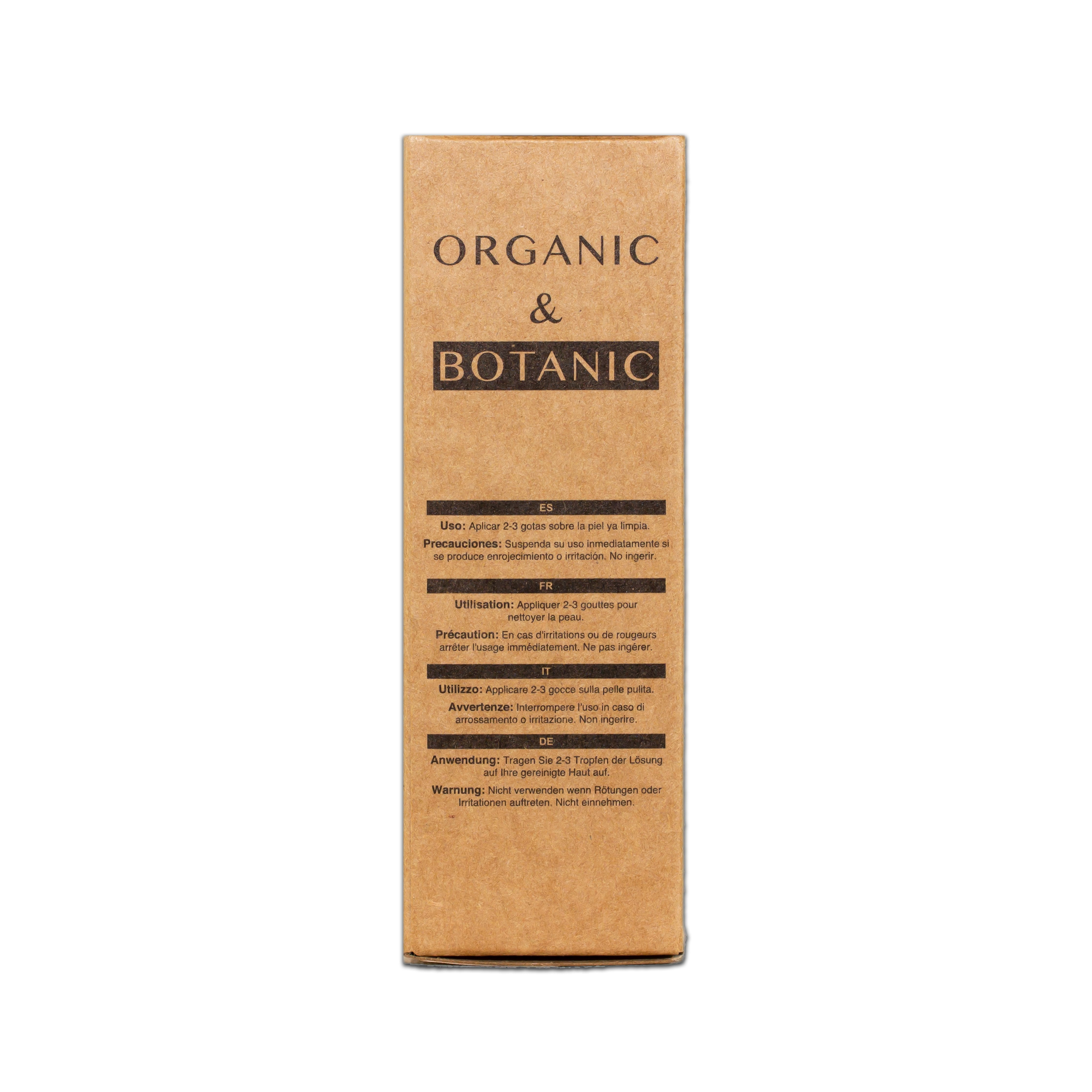 dr botanicals natural coconut oil for skin left packing