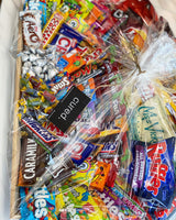 Wrapped Candy Tray