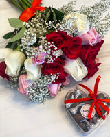 Valentine's Day Bouquet Package