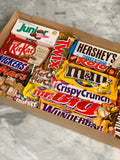 Shipping Assorted Wrapped Chocolate Box