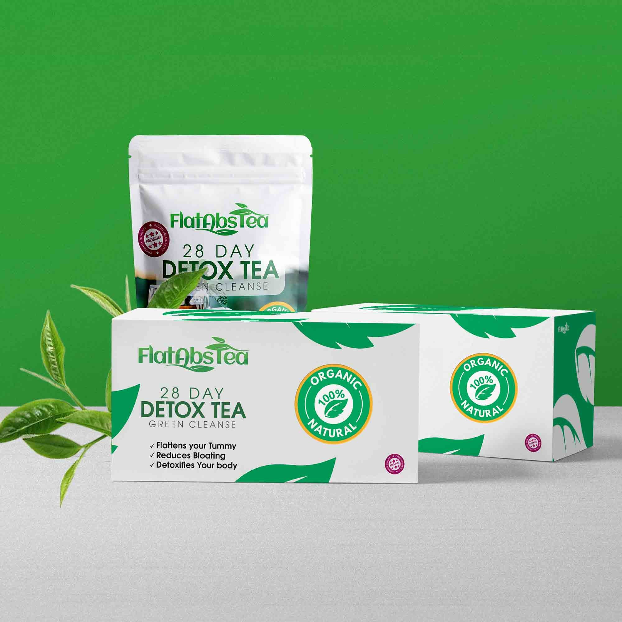 Flat Abs Detox Tea - FlatAbsTea