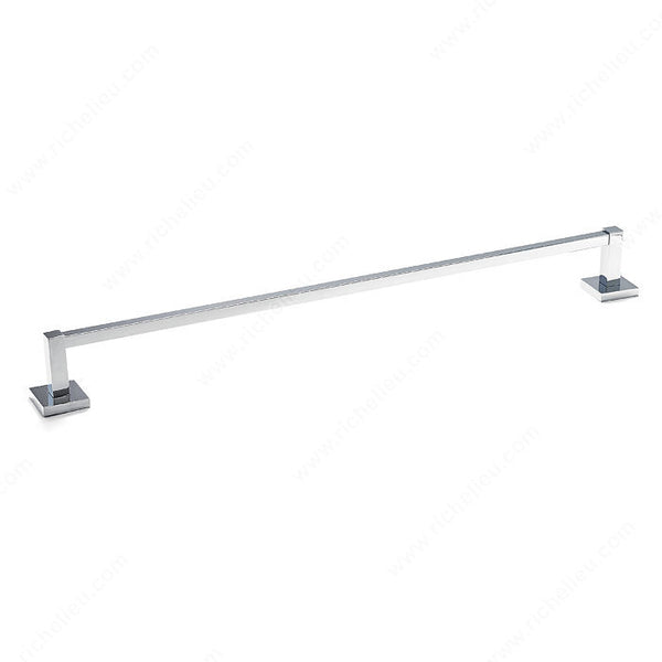 Collection Palisades, chrome - Porte-serviette 630 mm