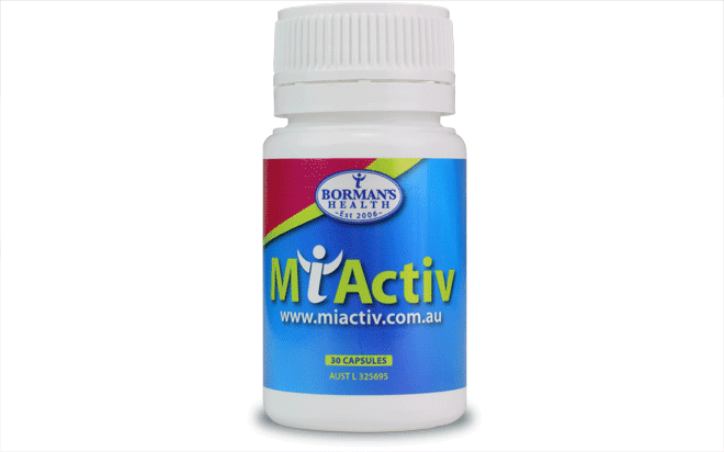 Miactiv uses naturopathic herbs for a wellness joint formula suited to arthritis sufferers and runners and athletes