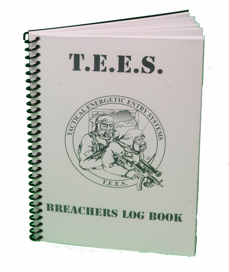 KBP Breacher Log Book