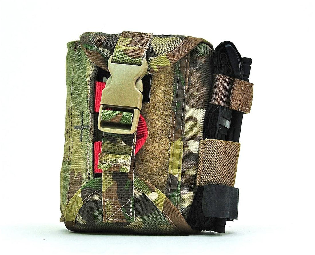 Bushido Tactical Medical OFAK Pouch with Detachable Adapter