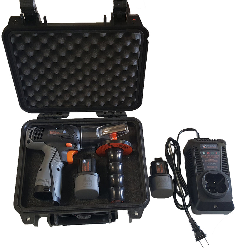 14.4V RHYNO2 Windshield Cutter Law Enforcement Kit
