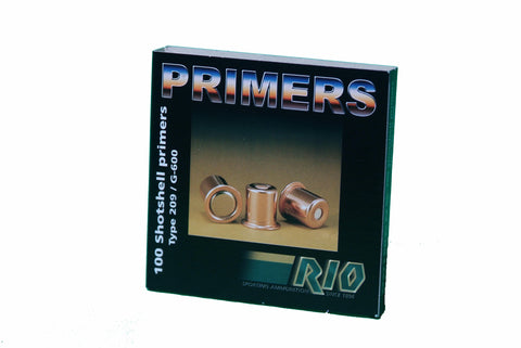 Shot Shell Primers
