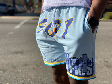 Memphis Made Shorts