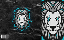 Load image into Gallery viewer, Lion Head-Mascot Logos-LogoHive