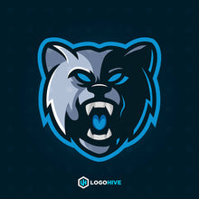 Load image into Gallery viewer, Bears-Mascot Logos-LogoHive