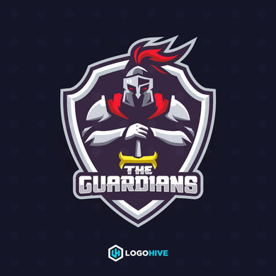 The Guardians-Mascot Logos-LogoHive