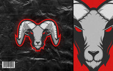 Load image into Gallery viewer, Ram Head Mascot-Mascot Logos-LogoHive