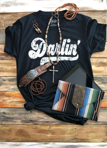 Texas True Threads T-shirt - Darlin'