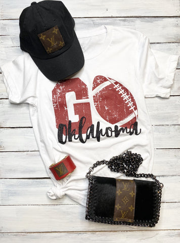 Texas True Threads T-shirt - University of Oklahoma