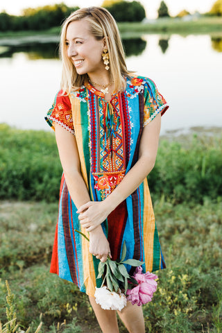Savanna Jane Boho Dress